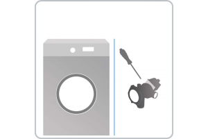 How To Replace The Drain Pump On A Hotpoint Washer Dryer