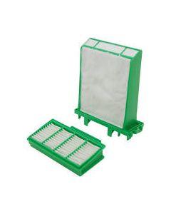 Vacuum Cleaner Microfilter Box