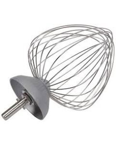 Aluminium 9 Wire Balloon Whisk - New Circlip Shaft