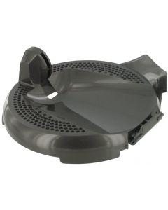 Vacuum Cleaner Iron Post Filter Cover