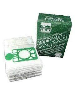 NVM-1CH 3 Layer HepaFlo Filter Vacuum Bags