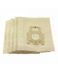 Compatible Vacuum Cleaners Mircofibre Dust Bags - H60