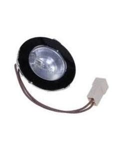 Cooker Hood 20W G4 Halogen Lamp & Cover Assembly