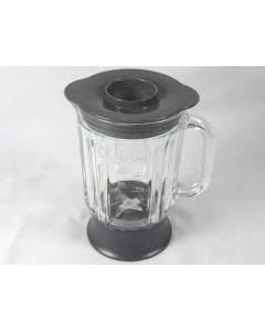 Food Processor Glass Liquidiser Assembly