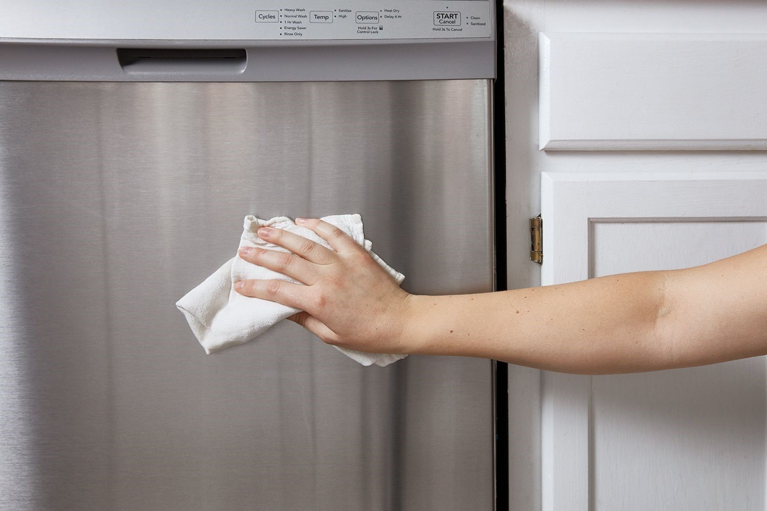 How To Make Your Stainless-Steel Appliances Shiny Again