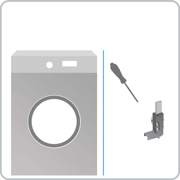 How To Replace The Carbon Brushes On A Washer Dryer